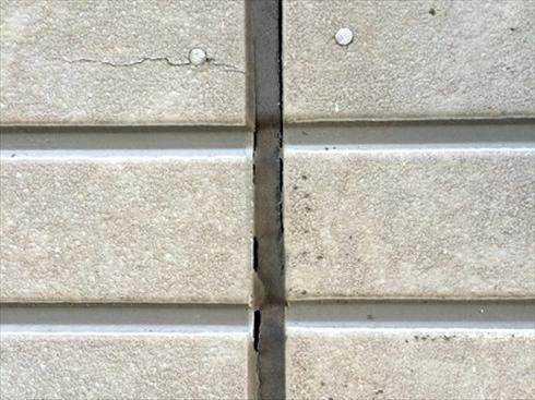 塗装 目地 外壁
